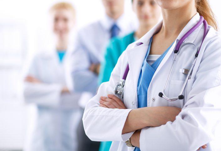 Hospitales, centros y clínicas por Provincias