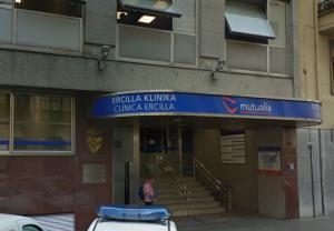 Clínica Ercilla Mutualia