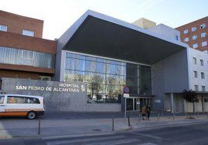 Complejo Hospitalario De Cáceres