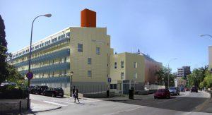 Fraternidad-Muprespa. Hospital Central