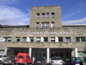Hospital Carmen Y Severo Ochoa