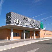 Hospital Alto Guadalquivir (*)