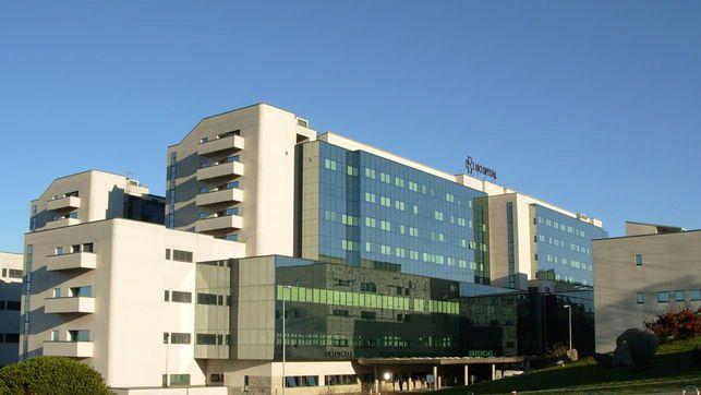 Hospital cl nico universitario clinica hospital for Puerta k hospital clinico san carlos