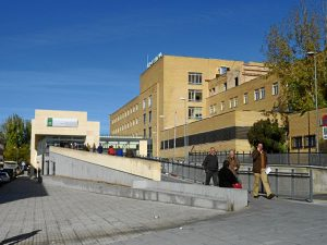 Hospital Comarcal Valle De Los Pedroches