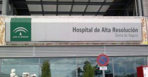 Hospital De Alta Resolución Sierra De Segura