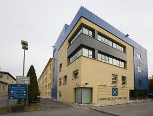 Hospital De La Santa Creu
