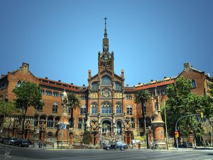 Hospital De La Santa Creu I Sant Pau