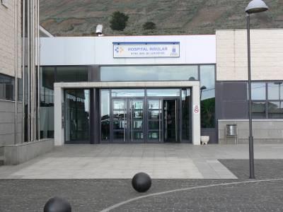 Hospital Insular Ntra Sra De Los Reyes