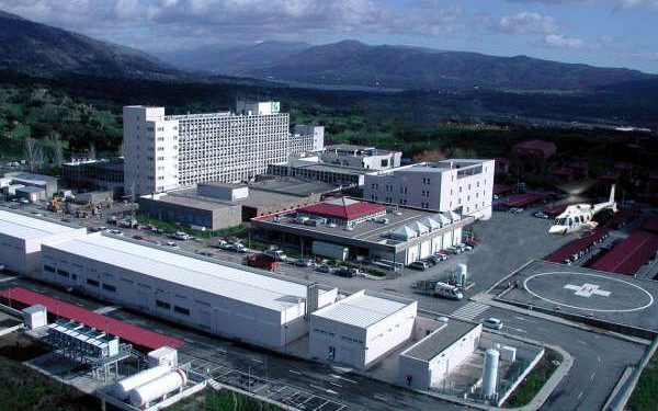 Hospital Virgen Del Puerto