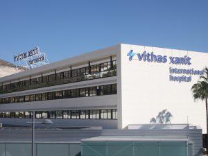 Xanit Hospital Internacional