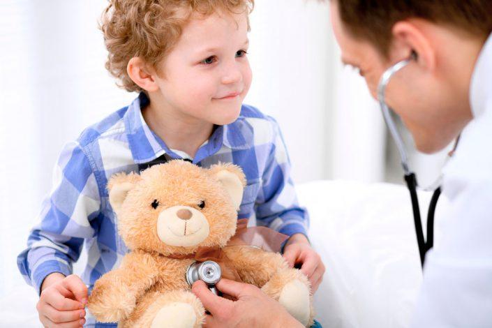 C - D Centros, Hospitales y Clinicas - Población
